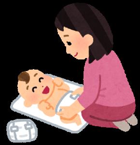 新生児のおむつ