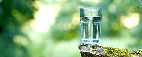 コスモウォーター天然水がおいしい
