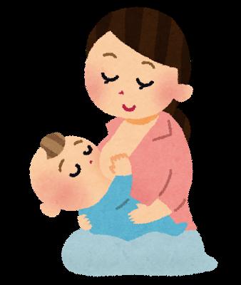 授乳後、赤ちゃんにゲップのさせ方と正しい抱き方