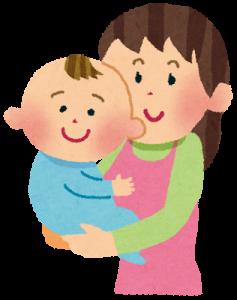 赤ちゃんの正しい抱き方