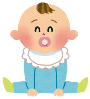 赤ちゃんの髪の毛カット